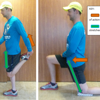 Hip Stretching for Low Back Pain